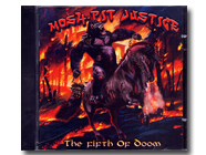 MOSH-PIT JUSTICE - The Fifth Of Doom