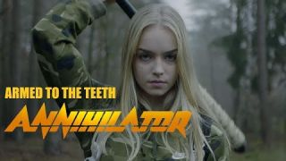 Annihilator - Armed To The Teeth (Official Video)