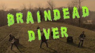RAWFOIL - Braindead Diver ( OFFICIAL MUSIC VIDEO )