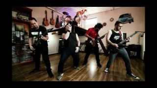 """Metalizer - """"Wild Eyes"""" (Official Music Video)"""