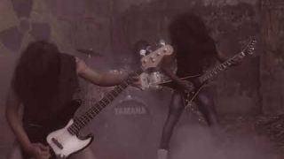 AMORPHIA (IN) - Radiation Overdose (OFFICIAL MUSIC VIDEO)